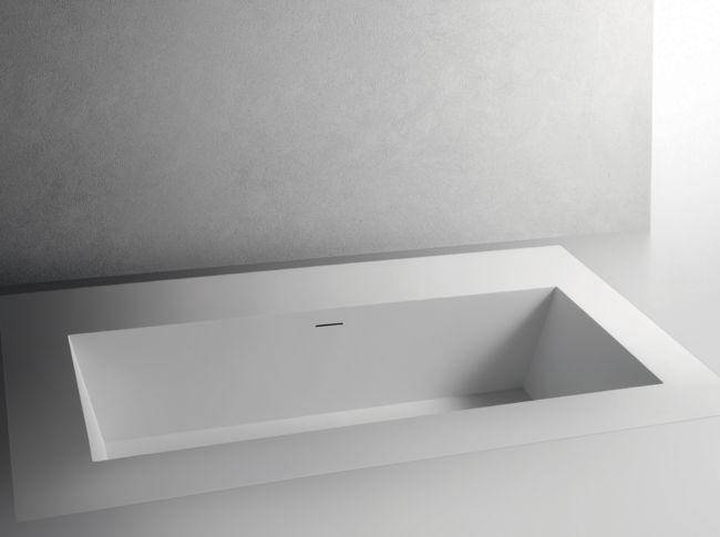 Vasca Da Bagno Filo Pavimento : Vasche da bagno brera oggetti di design in solid surface