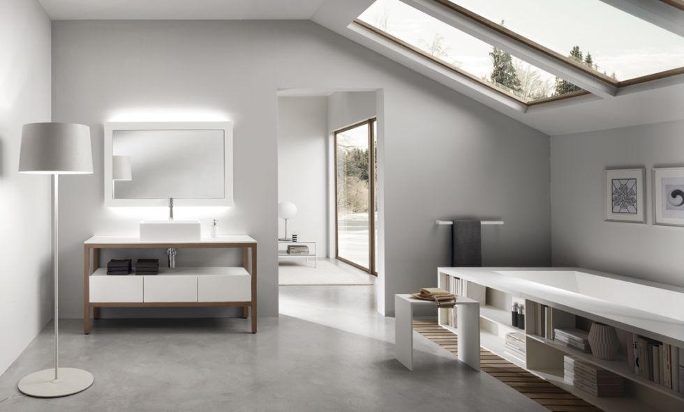 Vasca Da Lavare In Cemento : Home brera oggetti di design in solid surface laminati e ceramica